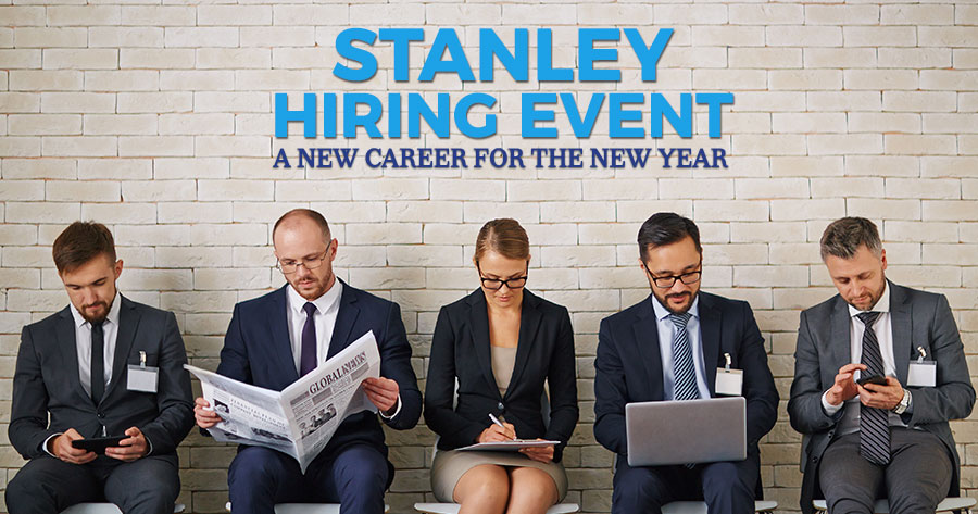 The Stanley Hiring Event
